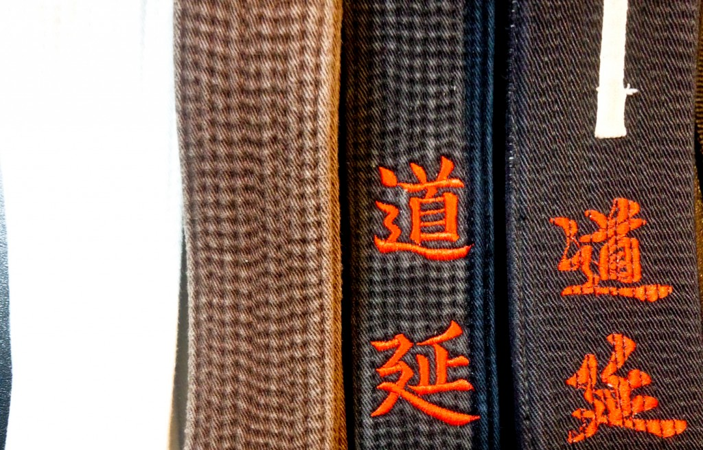 I'm only keeping the one on the far right. The kanji is, sort of, my name.