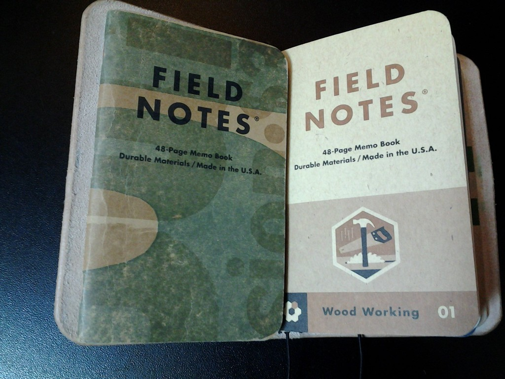 Out with the old: The Workshop Companion edition (right) has now replaced the Two Rivers edition.